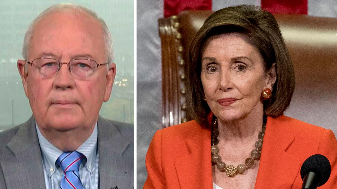 House vote doesn't change that Democrats 'jumped the gun' on impeachment, Ken Starr says