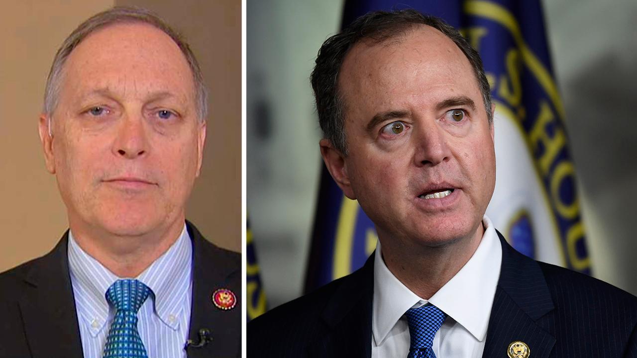 Rep. Biggs says Rep. Schiff still has 'absolute control' over the impeachment inquiry process