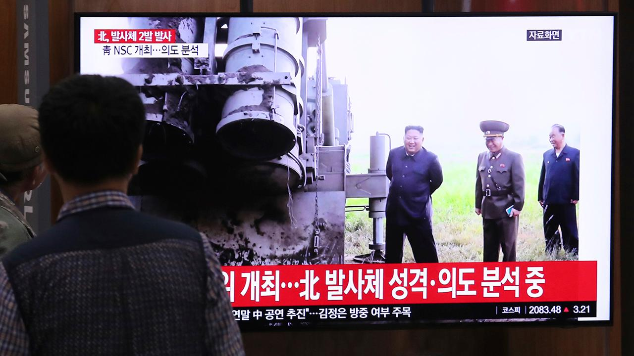 North Korea conducts new missile test amid stalled denuclearization talks