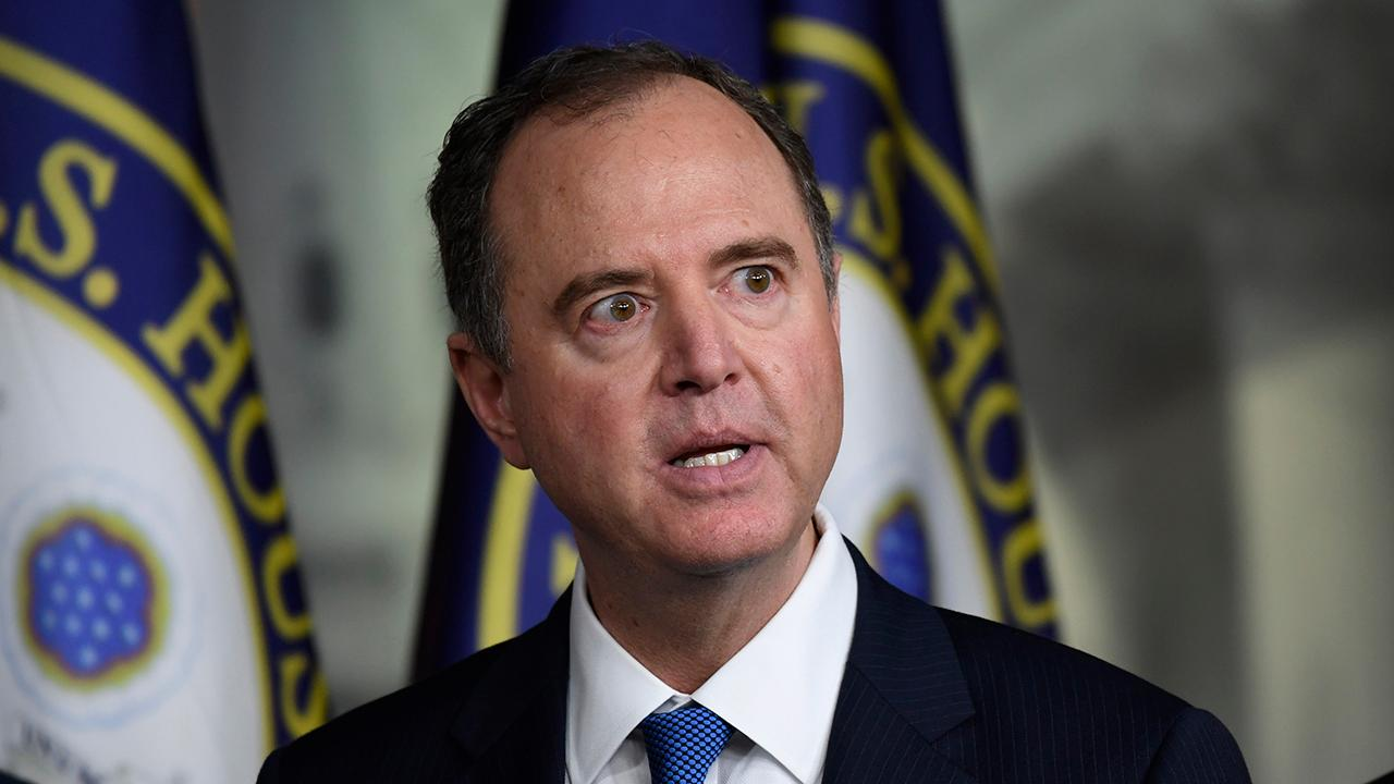 GOP lawmaker calls on Schiff to testify about whistleblower