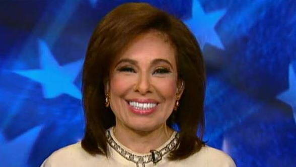 Jeanine Pirro reacts to alleged identity of whistleblower