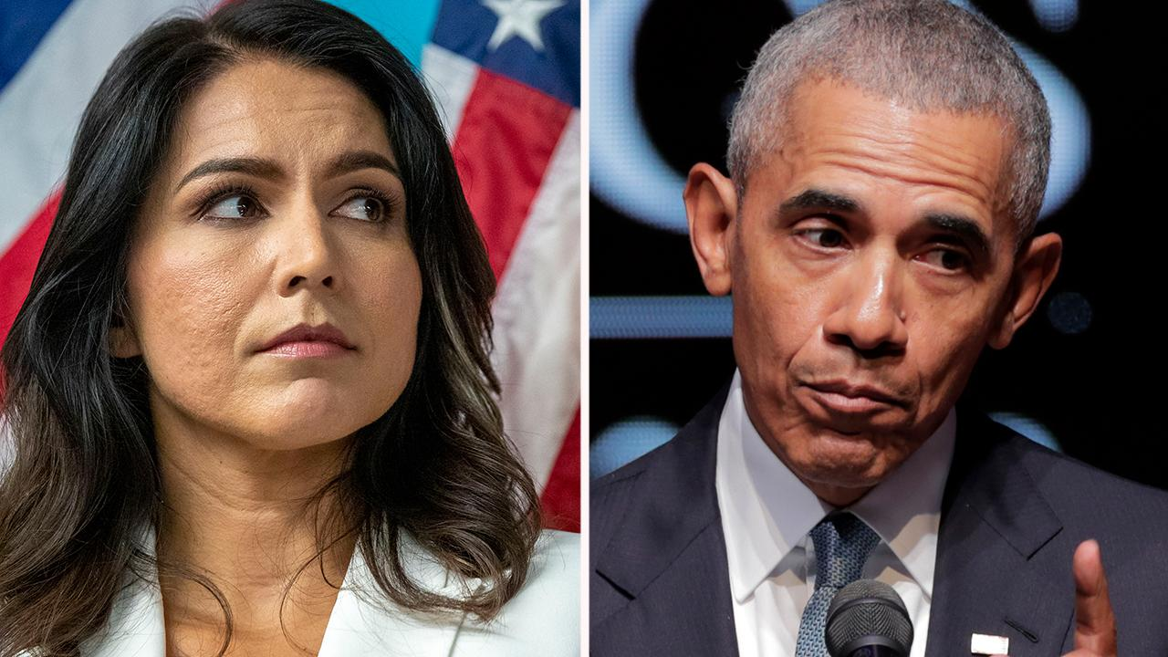 Tulsi Gabbard joins Obama in calling out 'woke' culture