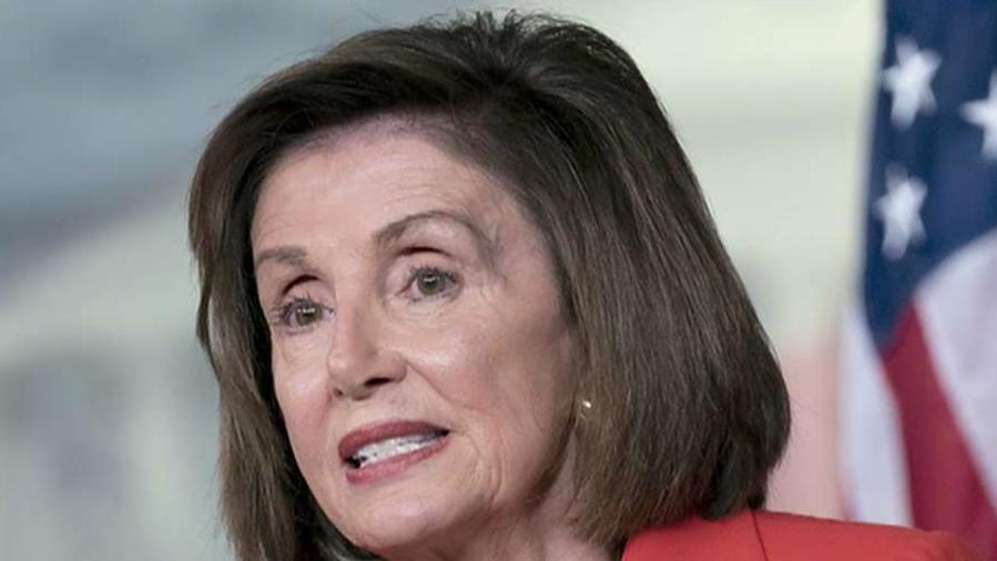 Coalition of conservative groups files ethics complaint against Nancy Pelosi