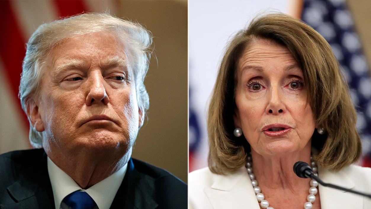 Westlake Legal Group 694940094001_6100121262001_6100118373001-vs Pelosi warns Trump not to intimidate whistleblower: 'You're in my wheelhouse' fox-news/politics/trump-impeachment-inquiry fox-news/politics/executive/white-house fox-news/person/nancy-pelosi fox-news/person/donald-trump fox-news/person/adam-schiff fox news fnc/politics fnc article Andrew O'Reilly 1a437176-ac65-5019-97b8-72e9483d8b25