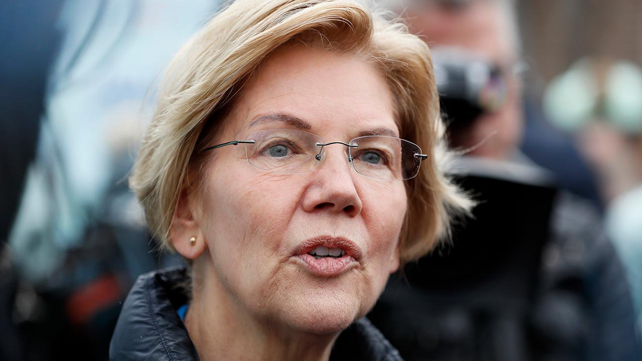 MEDIA BUZZ: Media elite may oppose Warren, but she sure gets good press