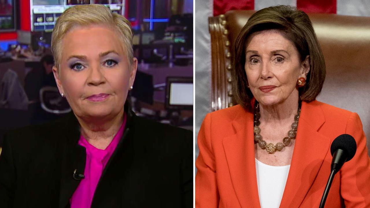 Mary Anne Marsh: Why Trump shouldn't underestimate Nancy Pelosi