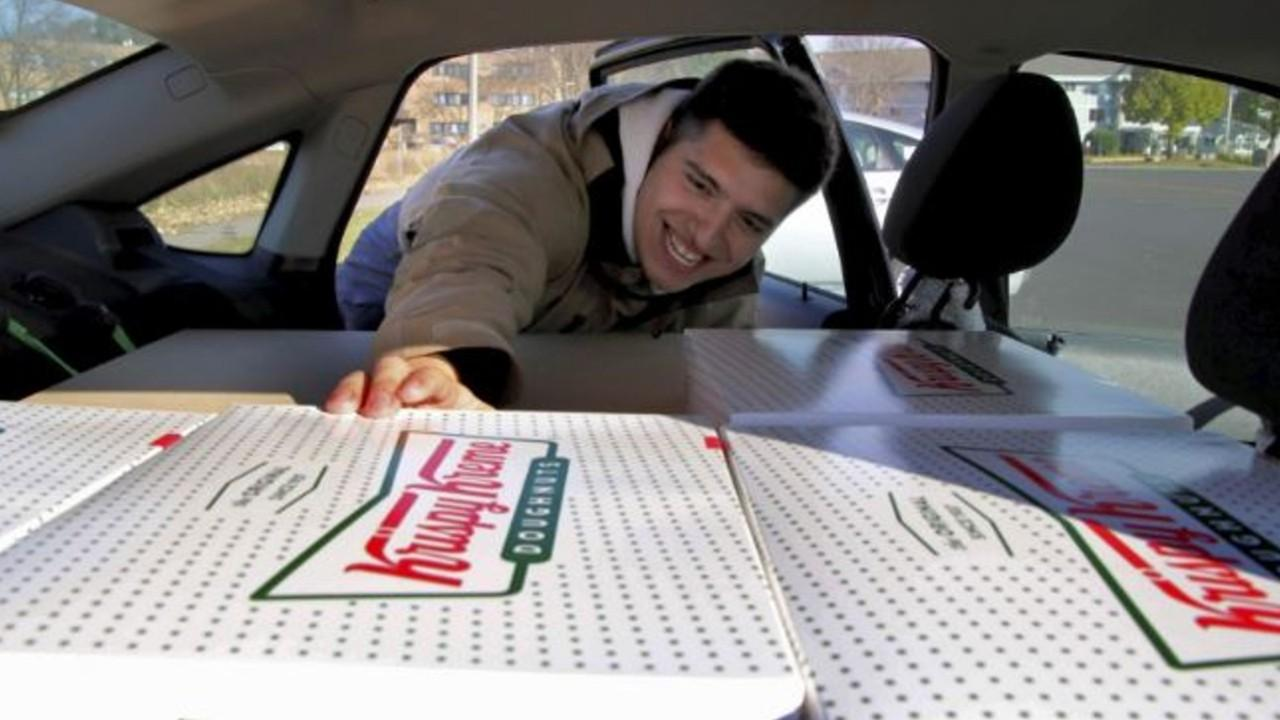 Jayson Gonzalez, 21, seemed to have a lucrative business plan in the works. He drove nearly 300 miles to purchase approximately 100 boxes of Krispy Kreme Doughnuts and re-sold them for $17 to $20. But when the donut shop giant caught wind of his operation, they told him to close up shop.