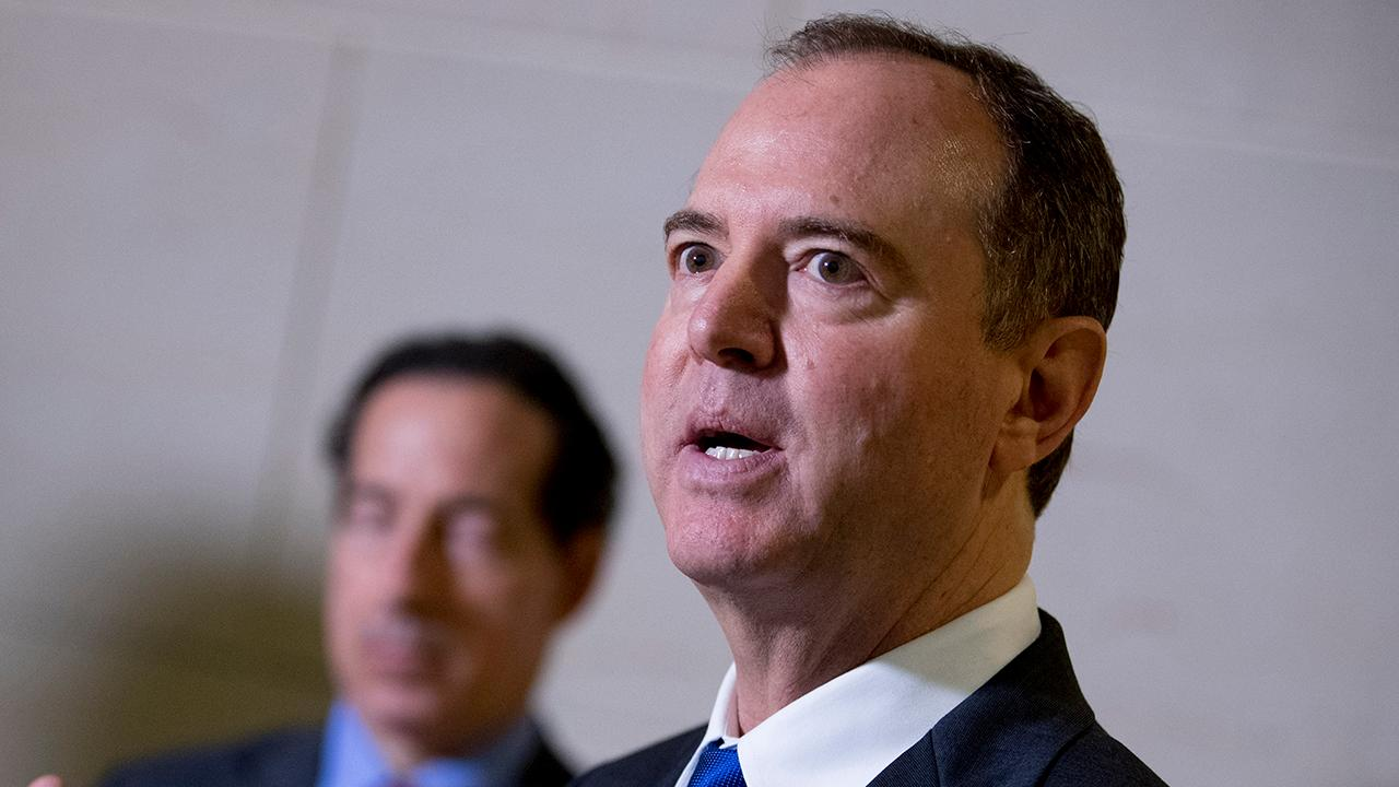 Rep. Adam Schiff: Hearing no-shows are building our obstruction case