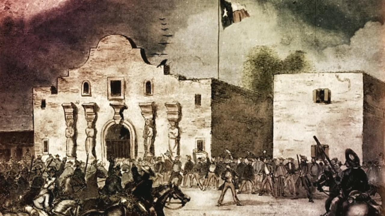 Brian Kilmeade traces the complete story of the Alamo in his new book