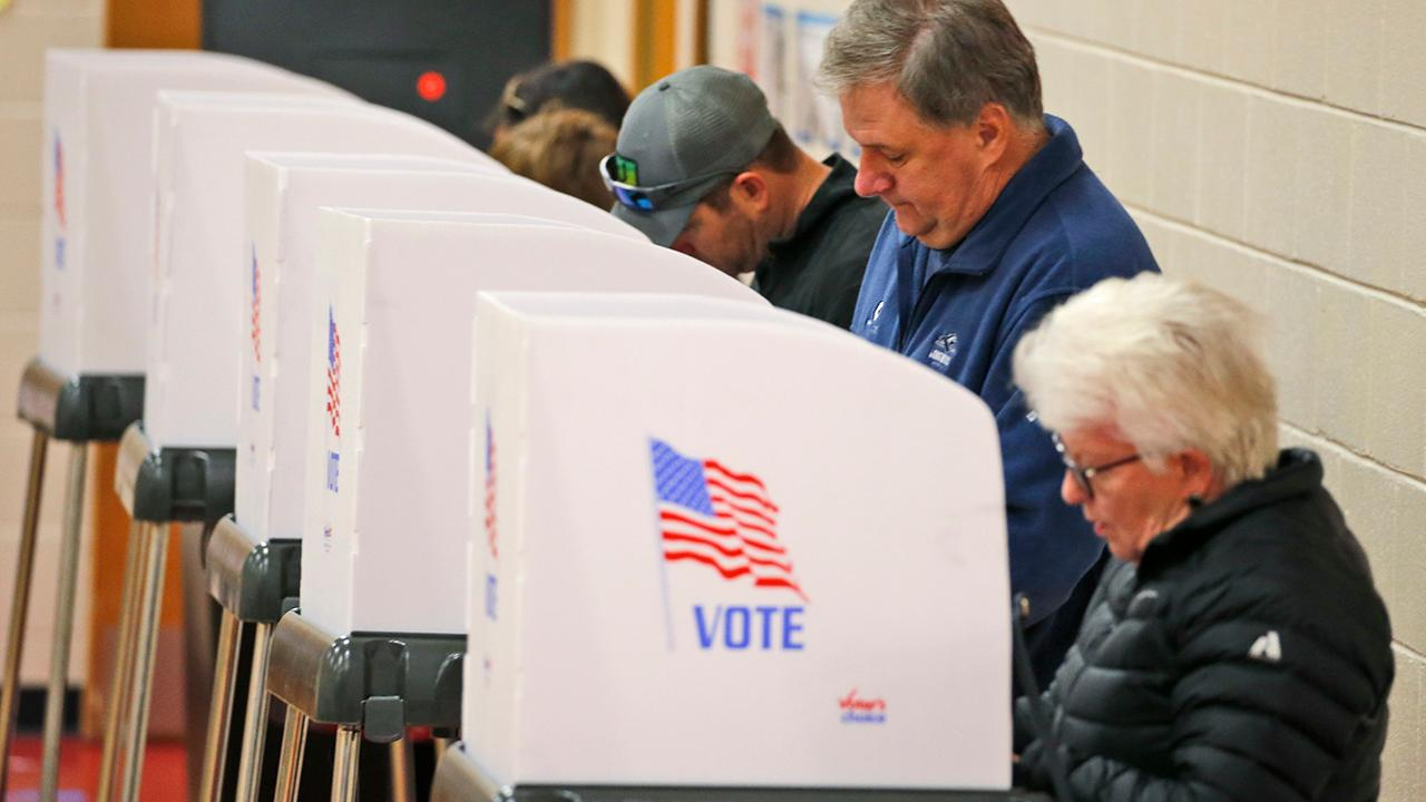 Voters head to the polls in three key states