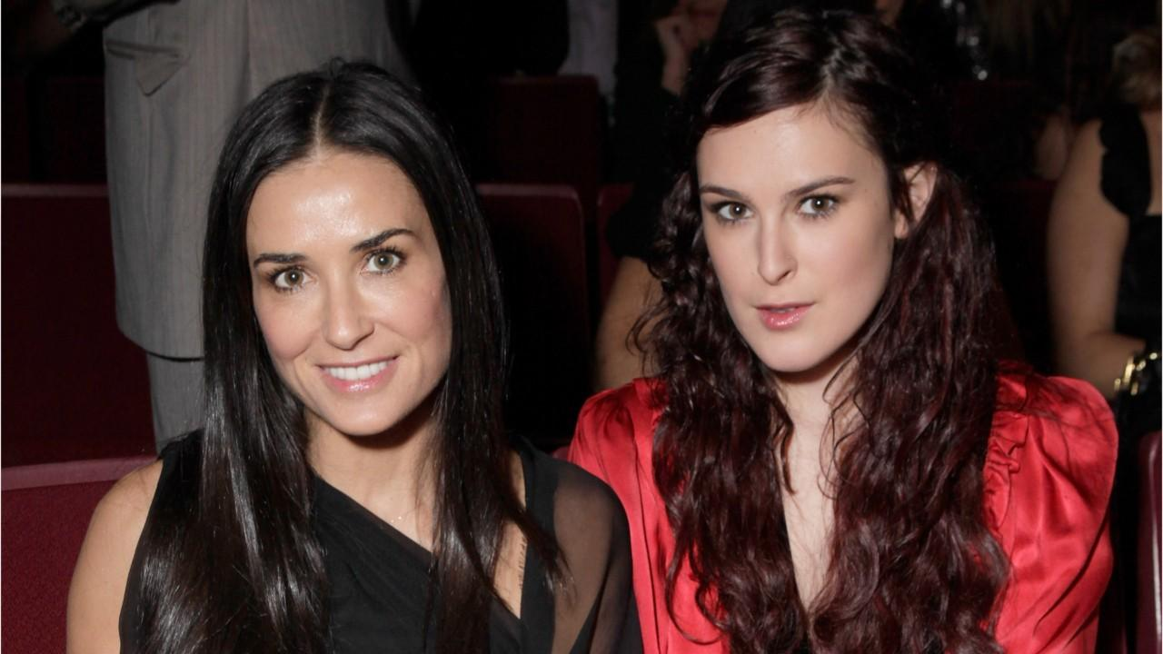 Demi Moore's daughter Rumer Willis 'couldn't stand' her mom's relationship with Ashton Kutcher
