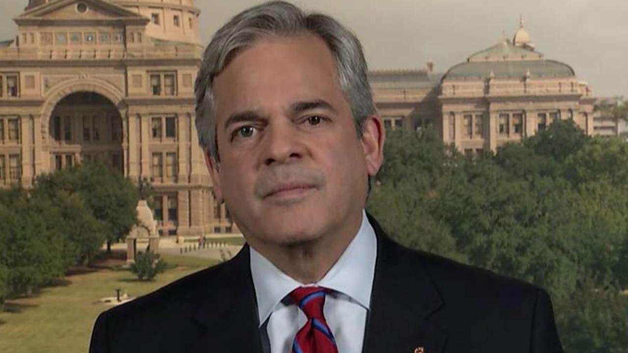 Mayor Steve Adler on cleaning up homeless camps in Austin, Texas