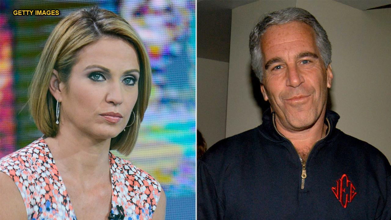 ABC News' Amy Robach caught on hot mic saying network spiked Jeffrey Epstein bombshell