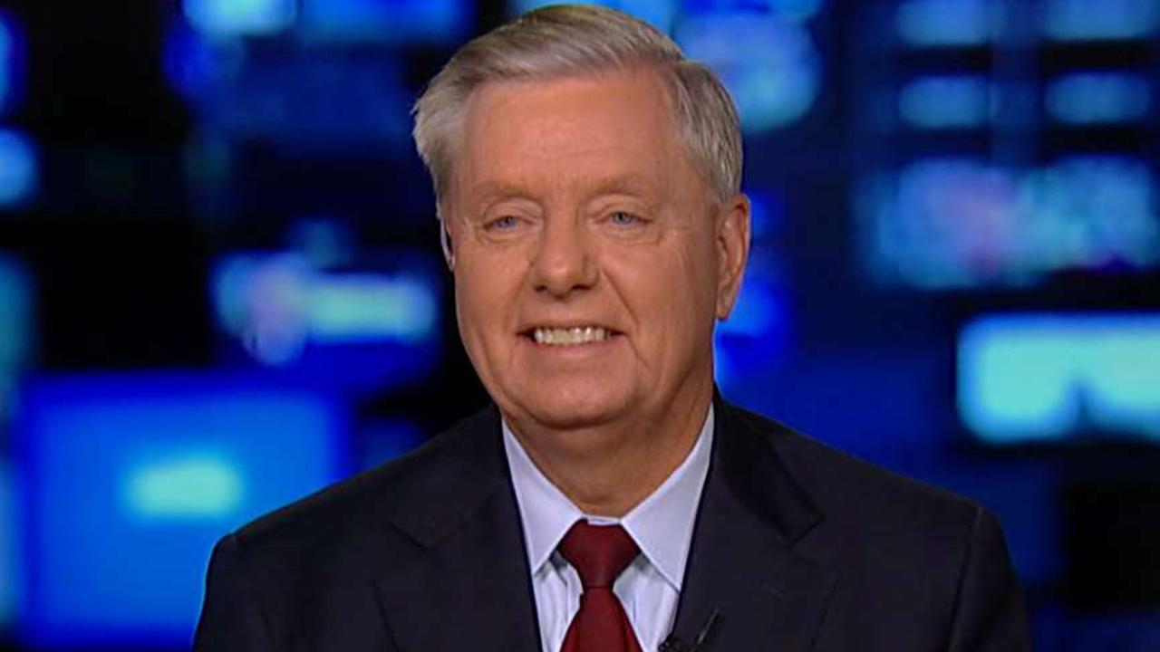 Graham on impeachment: I've written the whole process off