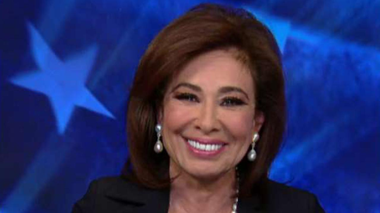 Pirro: ABC News is protecting Epstein and Clinton