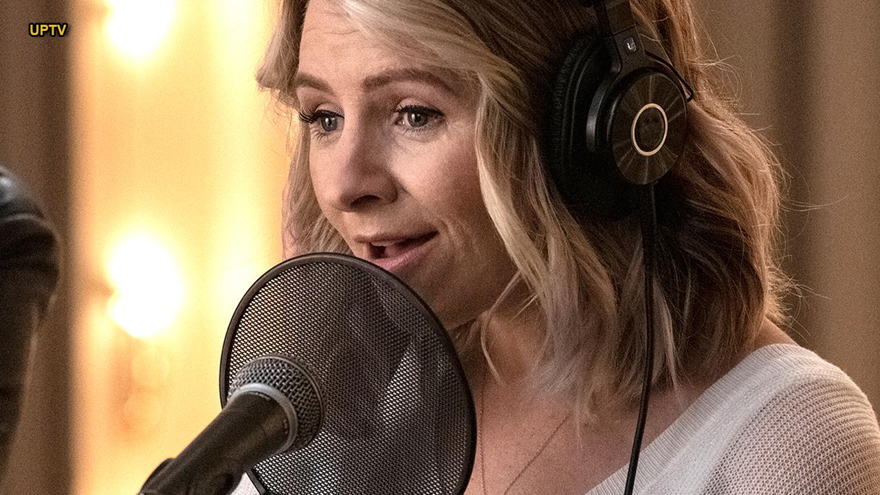 Beverley Mitchell stars in 'Rock N' Roll Christmas'