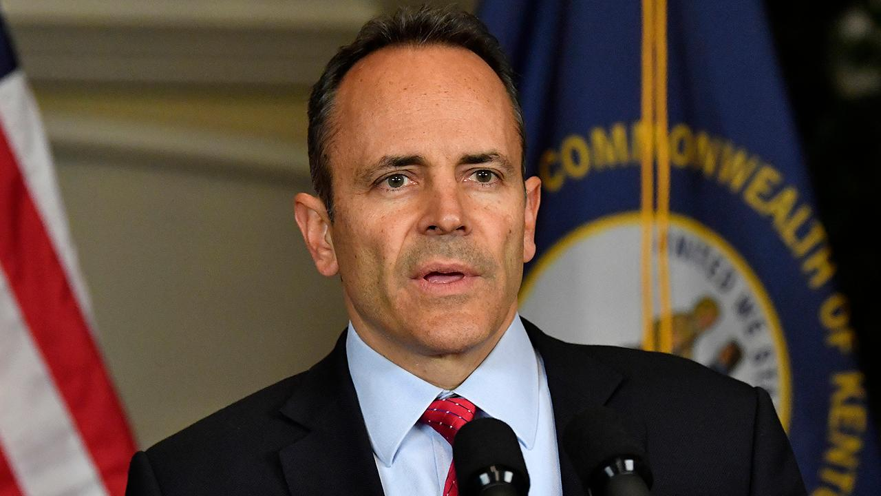 Kentucky's defeated Gov. Bevin pardoned 428 since election day, prompting harsh criticism: report