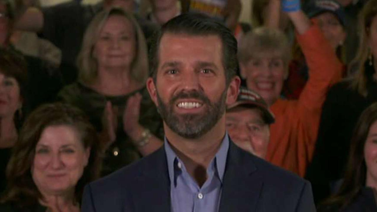 Donald Trump Jr. on his clash with 'The View': 'I don't think they like me much anymore'