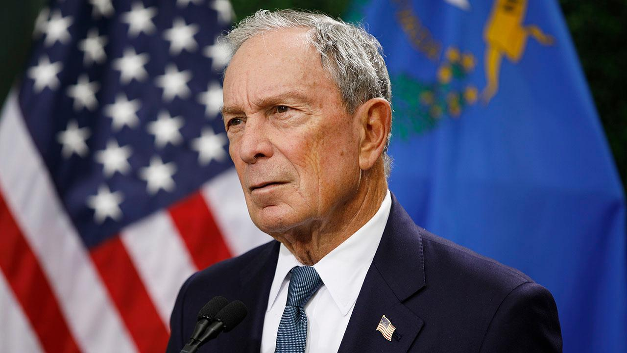 Chris Hahn reacts to Michael Bloomberg considering presidential run