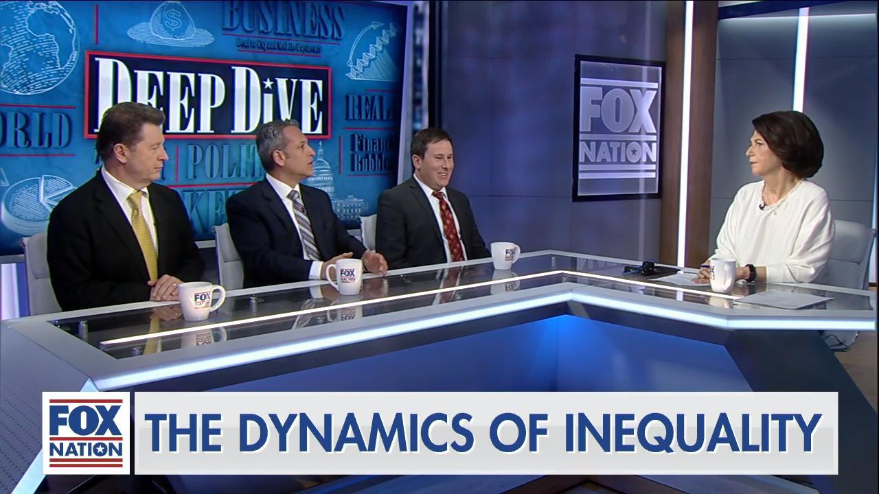 2020 Democrats 'income inequality' argument is bogus: Expert panel explains