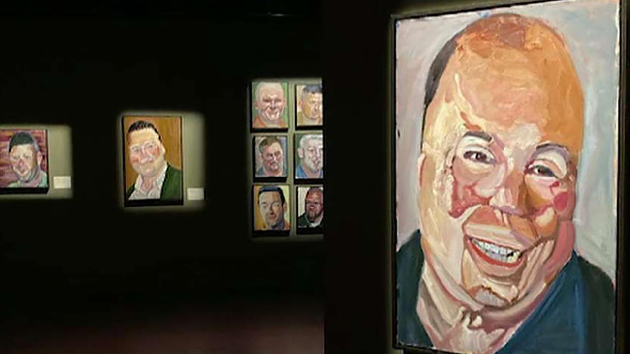 Wounded Warrior Experience honors veterans painted by George W. Bush