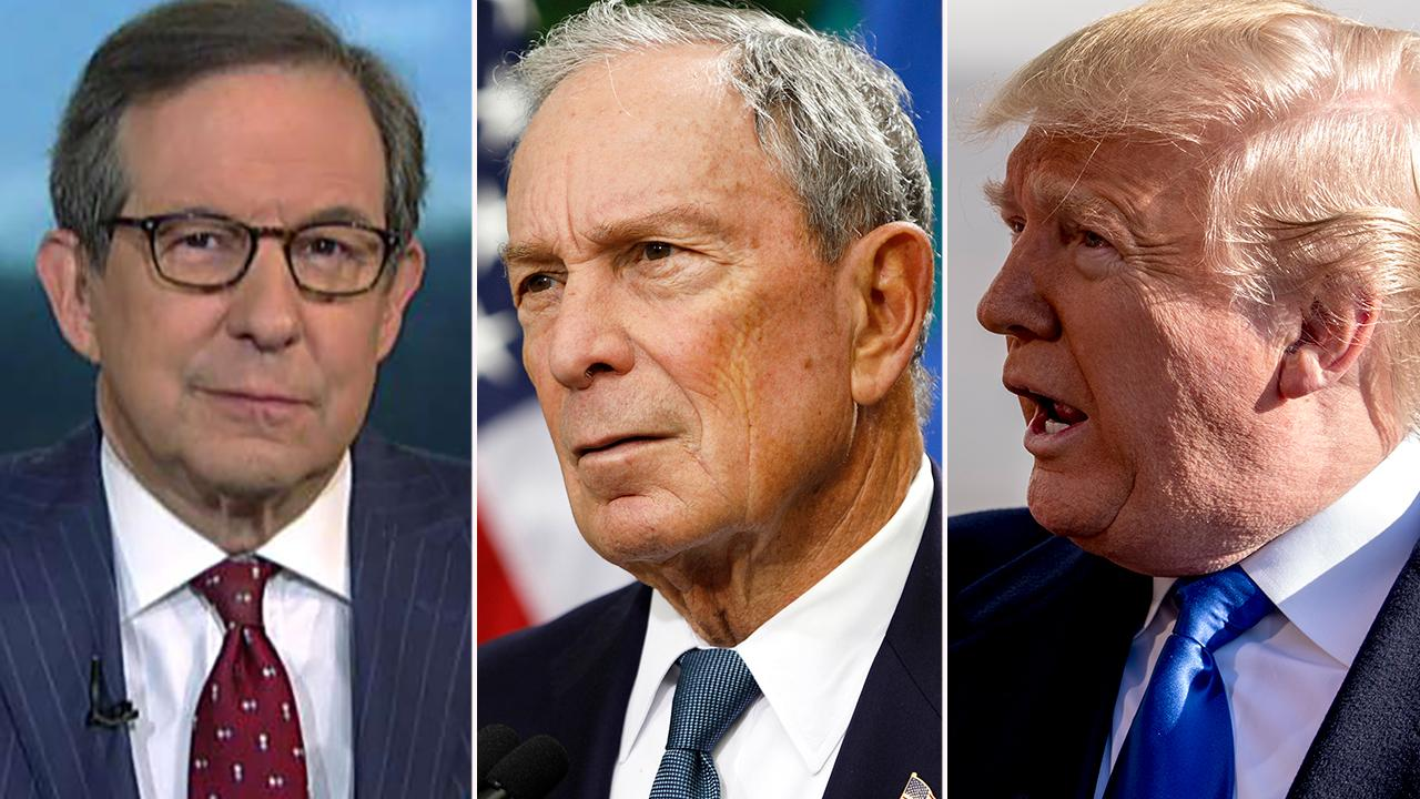 Chris Wallace on potential Bloomberg 2020 run: I'd cover the battle of New York billionaires for free