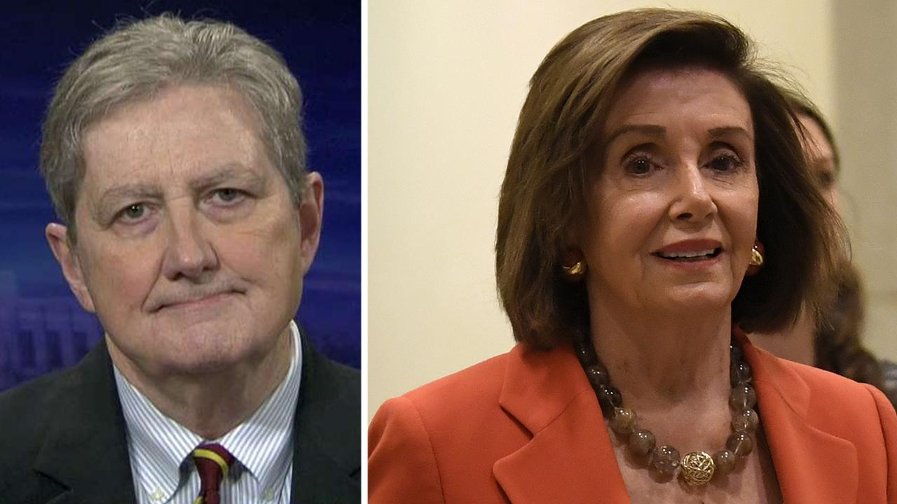Sen. John Kennedy on Democrats' impeachment inquiry: It's not only dumb, it's dangerous