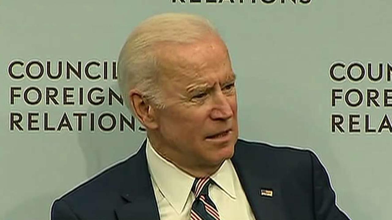 Biden's Ukraine corruption