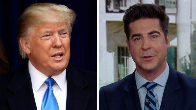 Jesse Watters reacts to latest Trump impeachment inquiry news