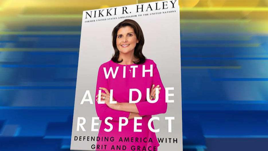 Nikki Haley: Kelly, Tillerson were 'two unelected people who thought they knew more than the president'