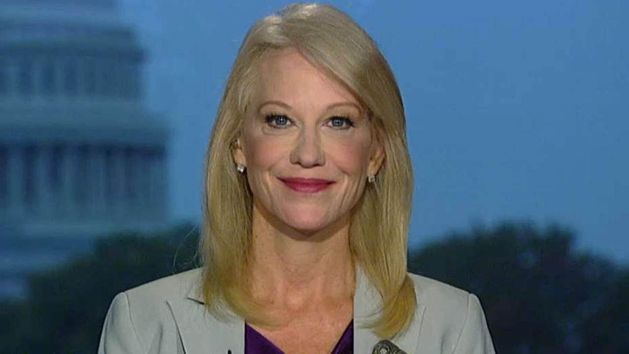 Kellyanne Conway on public impeachment hearings, Ukraine call transcript, Nikki Haley vs. Kelly, Tillerson