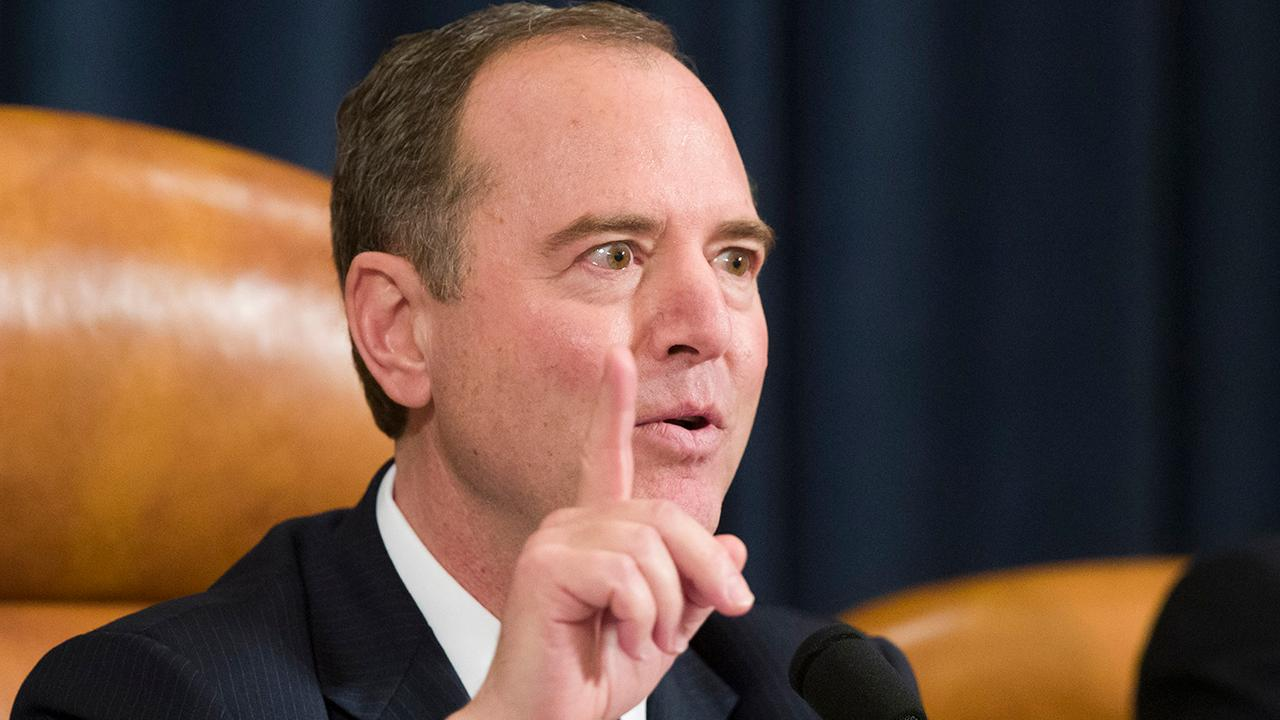 Adam Schiff denies he knows whistleblower identity