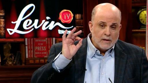 Mark Levin: Massive cover-up has ties to Biden