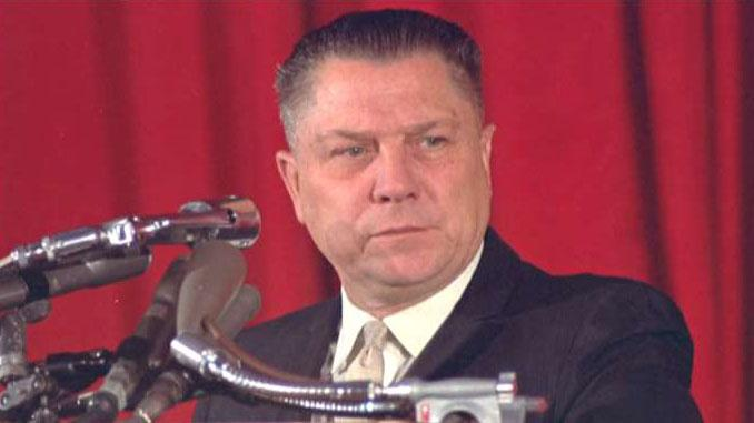 Eric Shawn: New on FOX Nation, 'Riddle: The Search for James R. Hoffa'