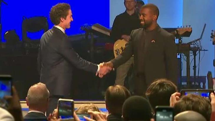 Jonathan Morris: Kanye West visits Joel Osteen – What I saw, heard (and predict) after my Lakewood Church trip