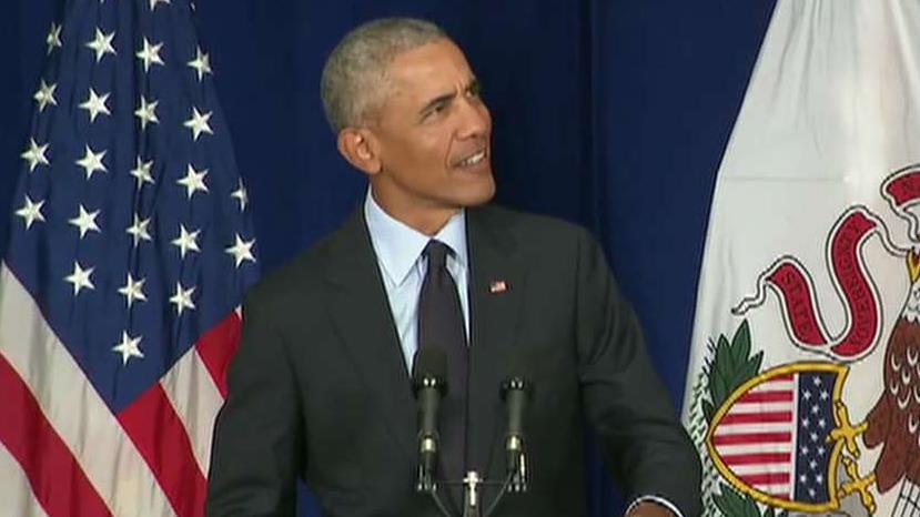 Η λέσλι Μάρσαλ: Να νικήσει Ατού, οι Δημοκράτες πρέπει να ακούσετε Ομπάμα