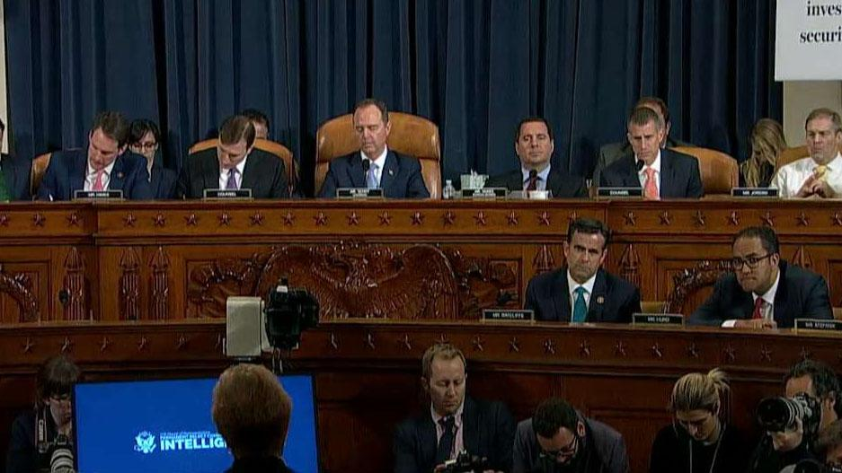 Key impeachment witnesses set to testify during week two of public House hearings