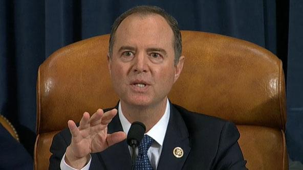 Schiff scrambles to stop whistleblower from being named, after Vindman hints at possible contact