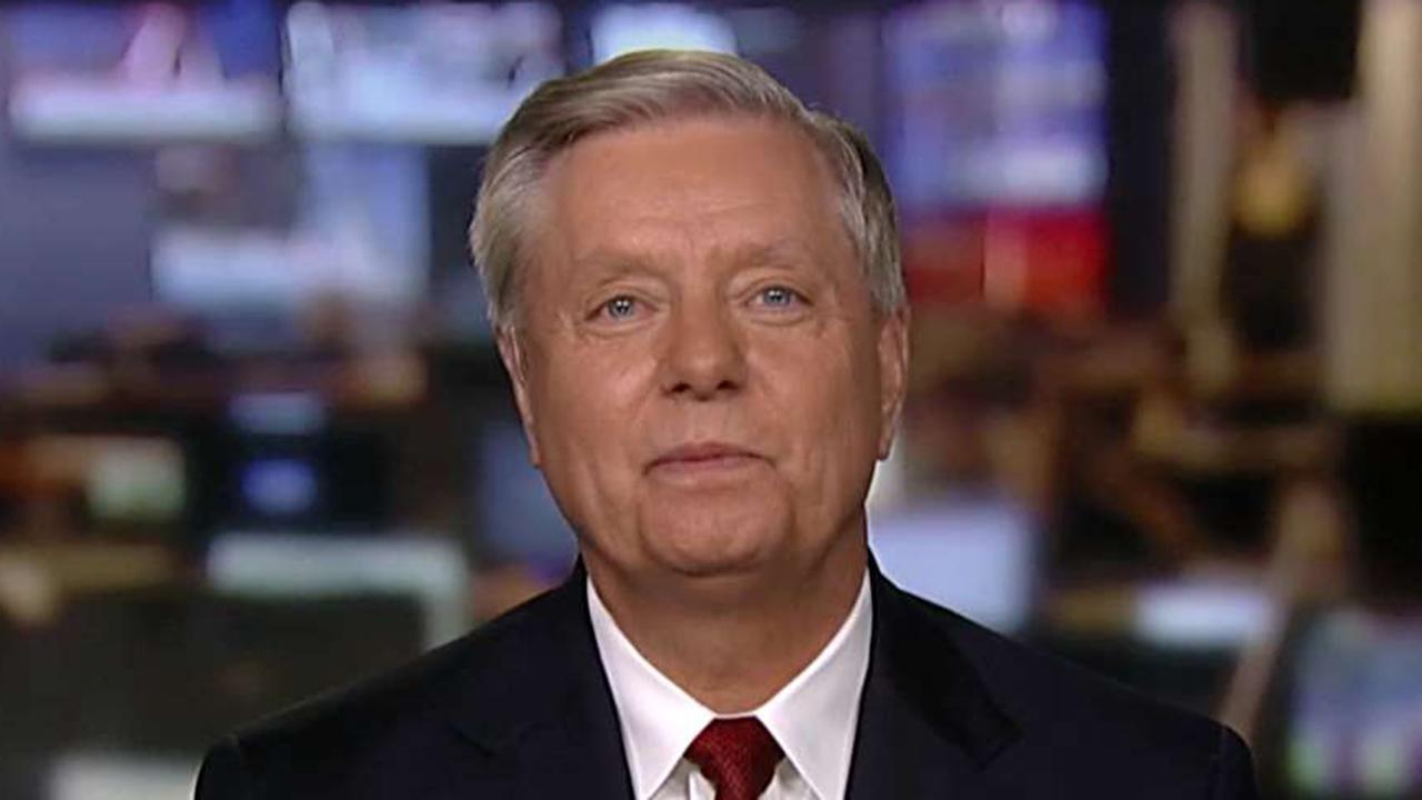 Graham: I will insist Senate calls on whistleblower to testify