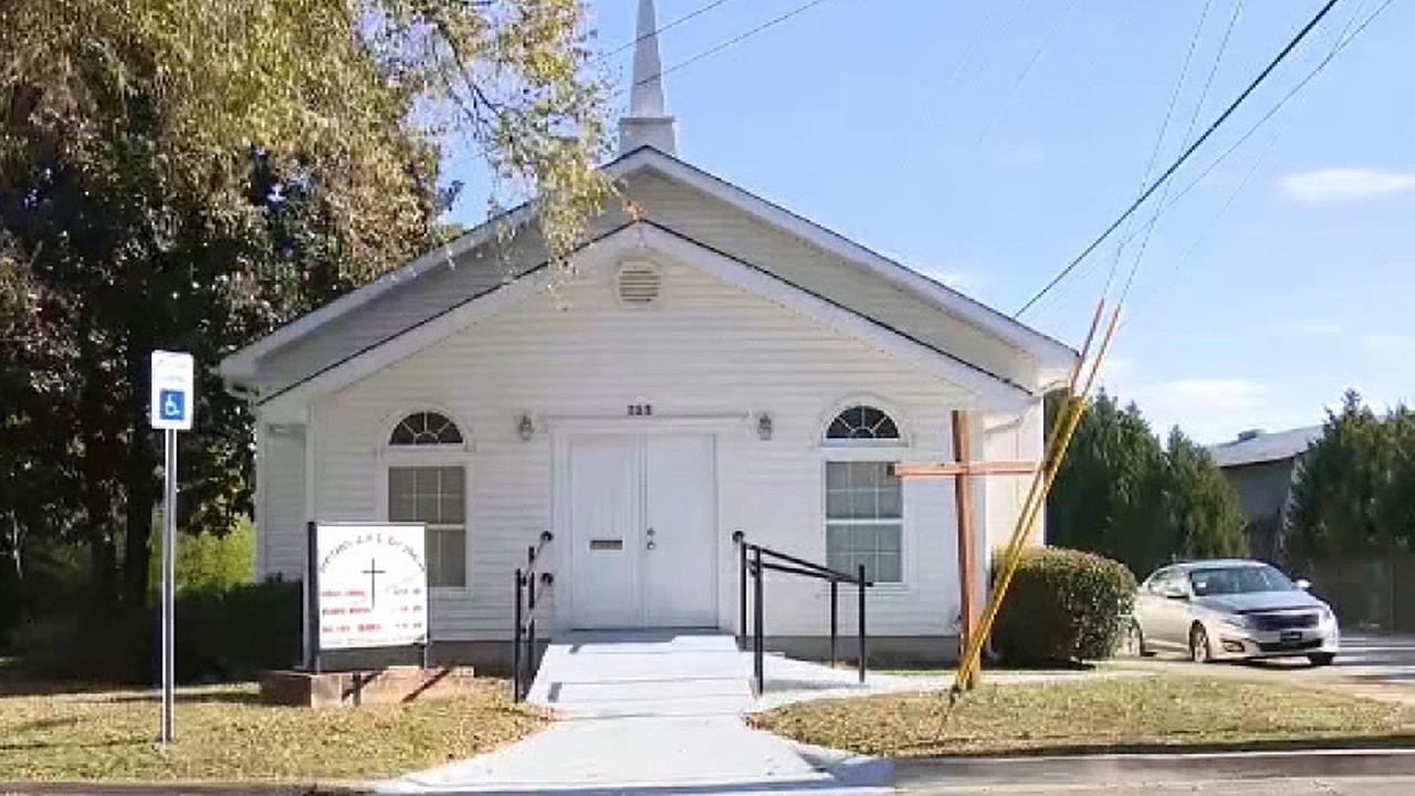 Georgia teenage girl planned knife attack at predominantly black church, police say