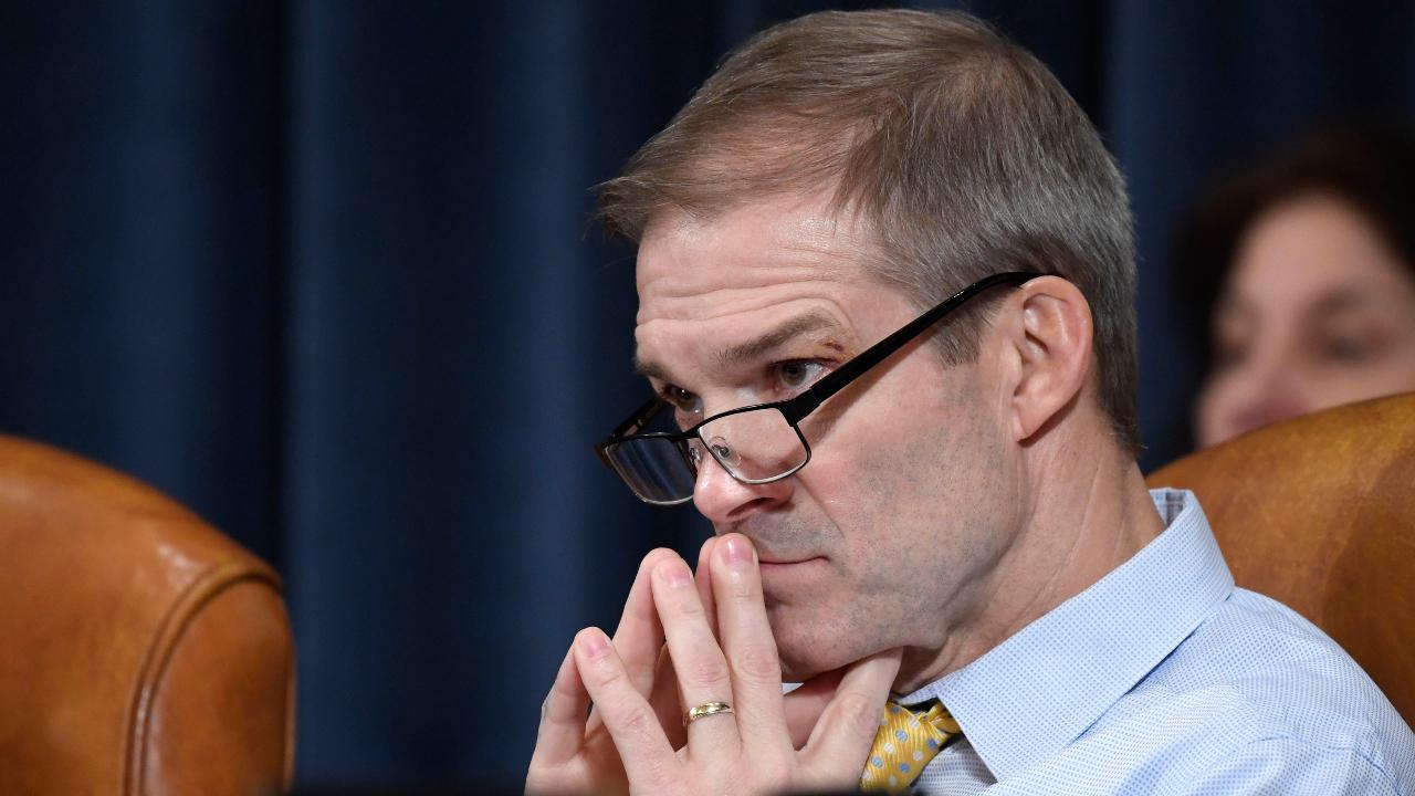 Rep. Jim Jordan presses Amb. Gordon Sondland over quid pro quo claims