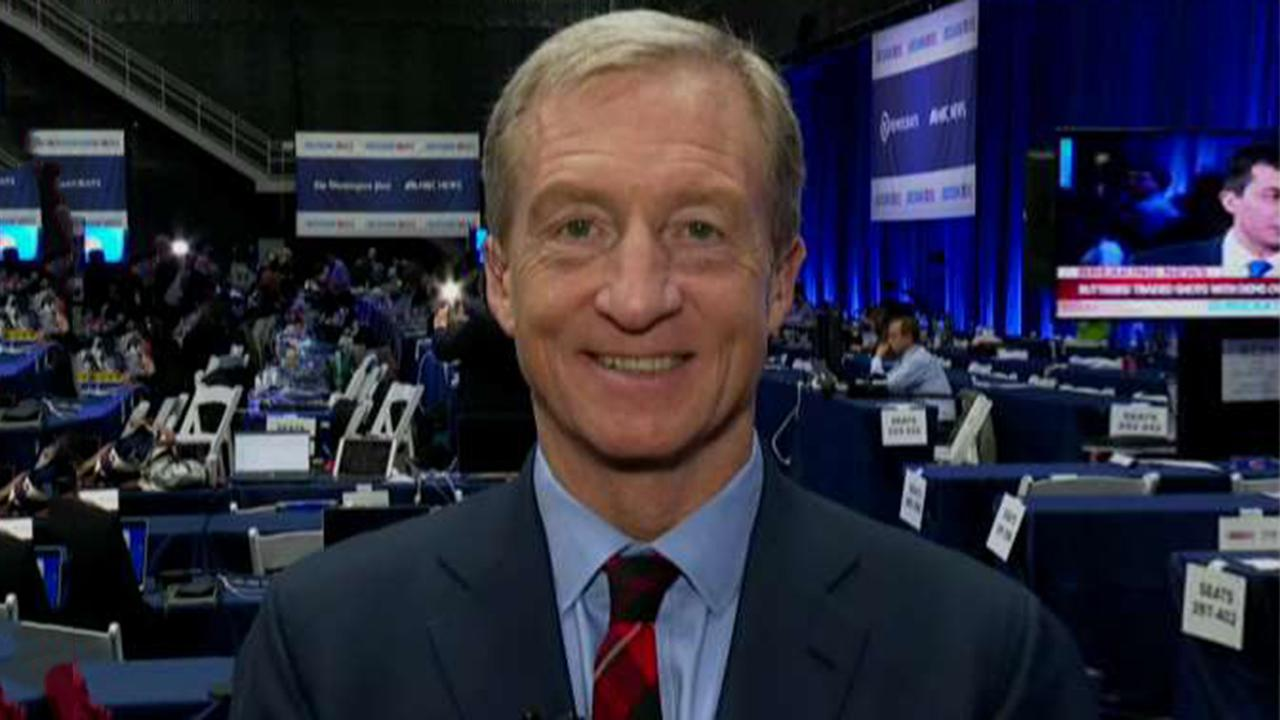 Steyer: American people are the correct court for impeachment