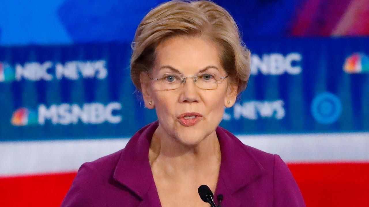 Westlake Legal Group 694940094001_6107012761001_6107014416001-vs Kimberley Strassel: Elizabeth Warren admits to a colossal campaign error. This is what she did next The Wall Street Journal Kimberley A. Strassel fox-news/politics/2020-presidential-election fox-news/politics fox-news/person/elizabeth-warren fox-news/opinion fnc/opinion fnc efeef7a0-e859-58bf-92b4-be02b4acdd56 article