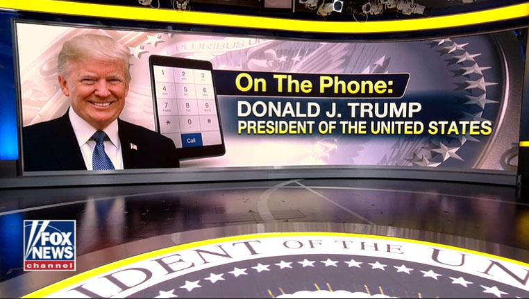 Trump on 'Fox & Friends': House Dems 'looked like fools