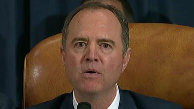 Rep. Adam Schiff brings marathon week of public impeachment hearings to a close