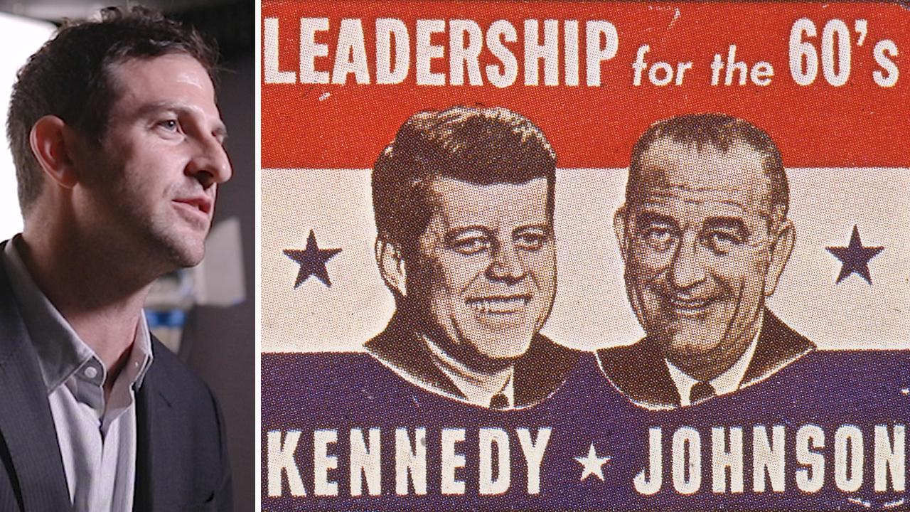 Jared Cohen: How JFK's assassination and LBJ's succession changed the course of history