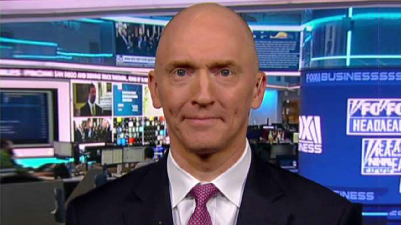 Carter Page: There's been no real action to address FISA abuse
