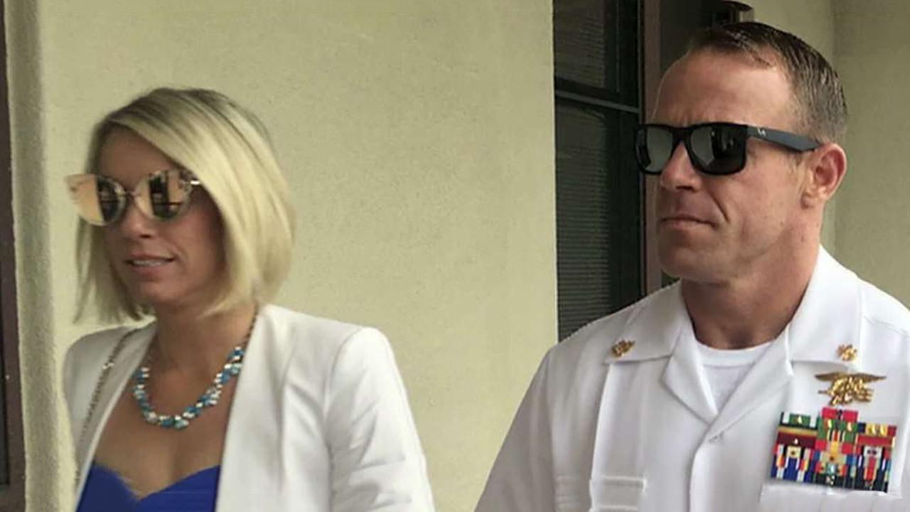 Pentagon chief fires Navy Secretary over handling of Eddie Gallagher case