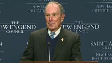 Bloomberg News says it will not investigate Michael Bloomberg's family or foundation