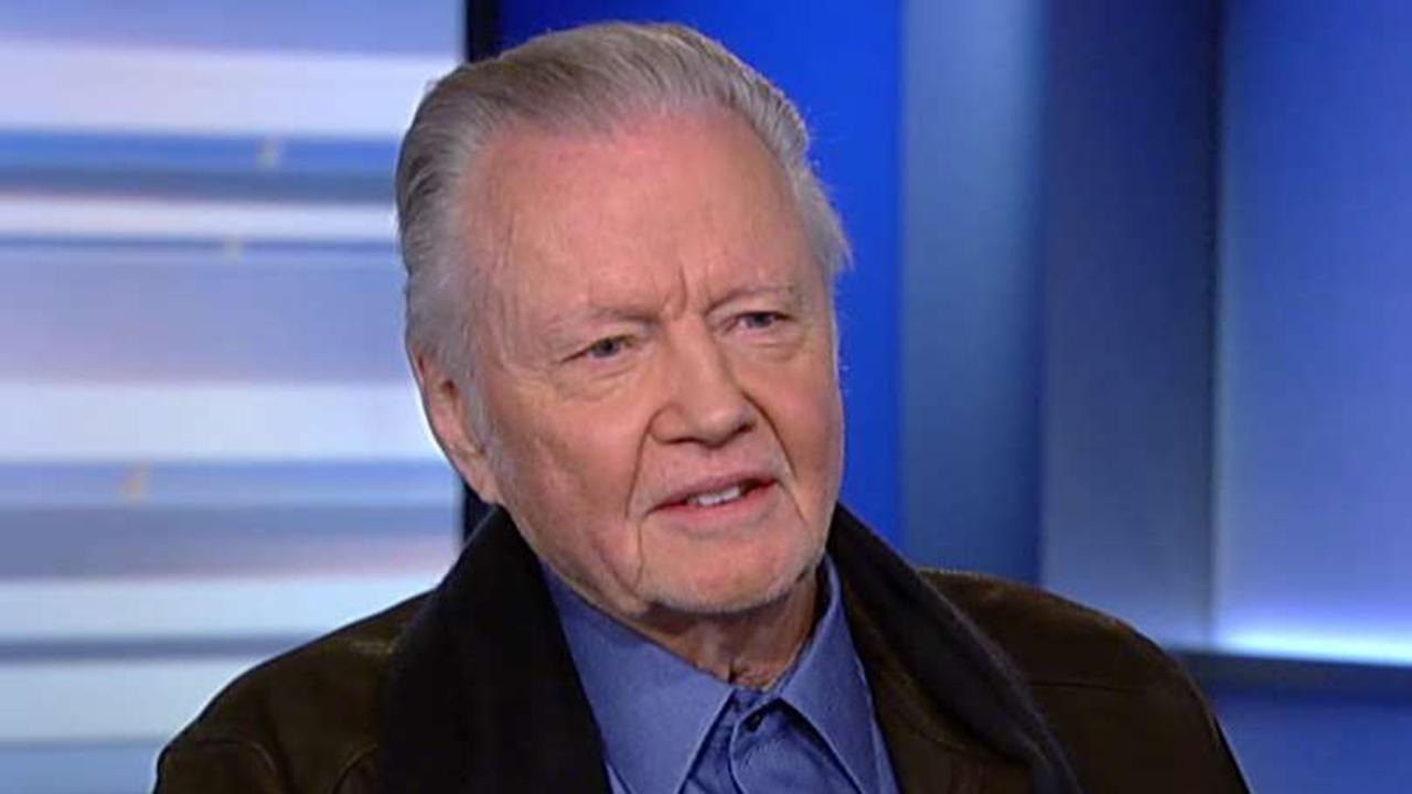 Actor Jon Voight on Pelosi and Schiff: 'These people are not well'